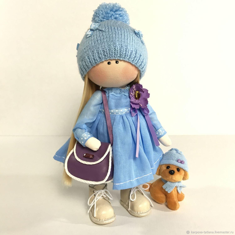 Кукла текстильная, Куклы, Москва, Фото №1