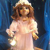 Куклы и игрушки ручной работы. Ярмарка Мастеров - ручная работа Манюня или Где мой котёнок?. Handmade.