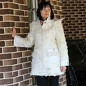 Одежда handmade. Livemaster - original item snow leopard. Handmade.