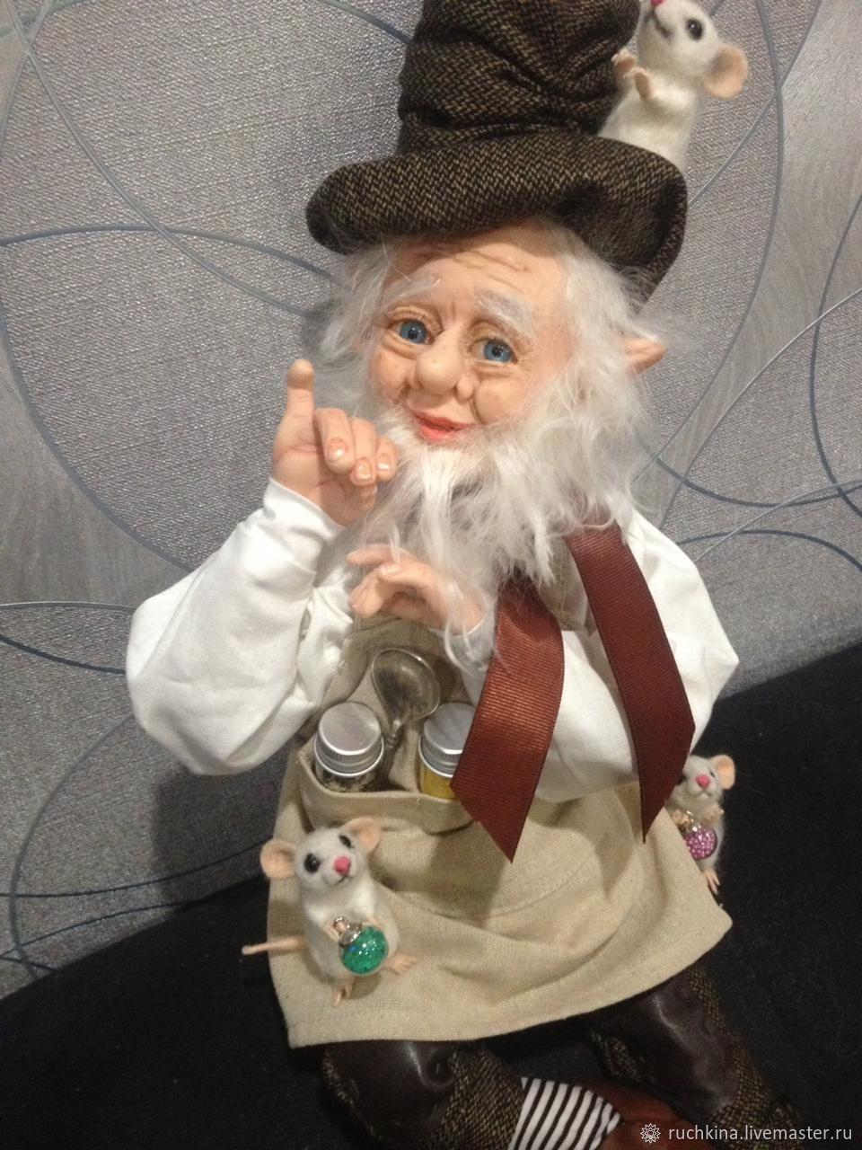 ГНОМ С МЫШКАМИ (повтор), Куклы и пупсы, Каменск-Уральский,  Фото №1