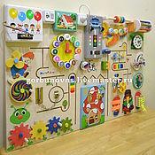 Куклы и игрушки handmade. Livemaster - original item Educational Module Baseband Board Of. Handmade.