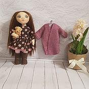 Портретная кукла ручной работы. Ярмарка Мастеров - ручная работа Текстильная, игровая кукла.. Handmade.