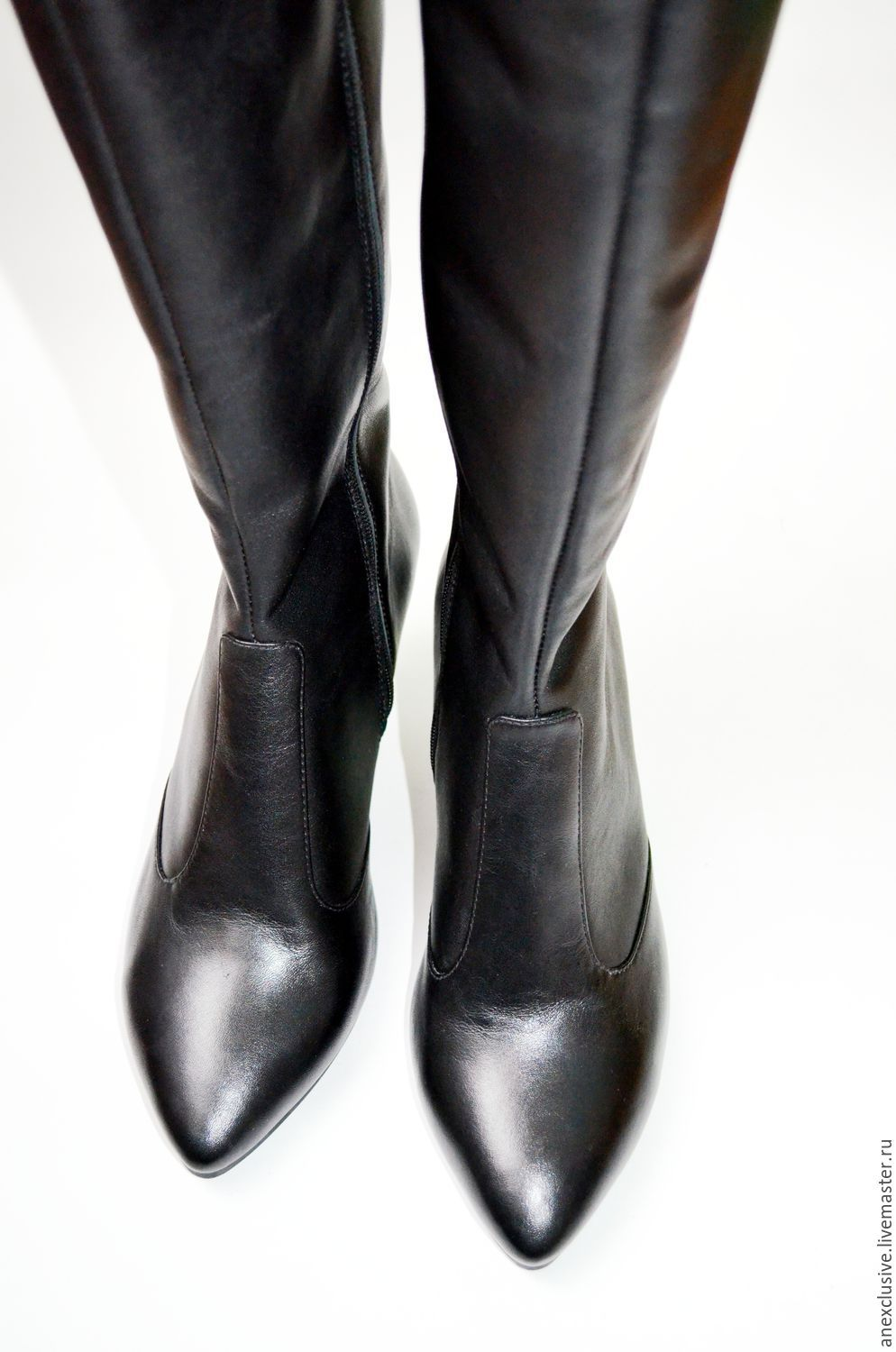 Boots 'Classic', High Boots, St. Petersburg,  Фото №1