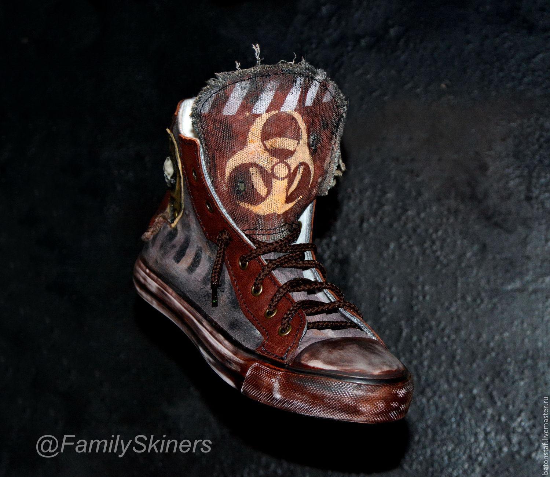 dcad43e8ef9e Handmade Shoes handmade. Livemaster - handmade. Buy Custom SHOES handmade .  CUSTOM SNEAKERS .