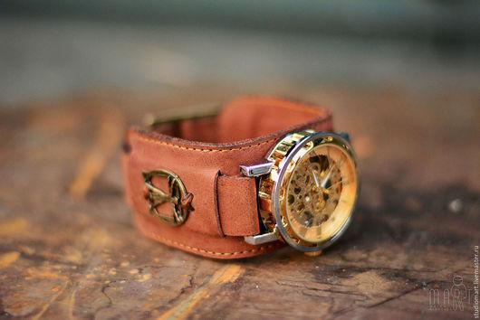 """Часы ручной работы. Ярмарка Мастеров - ручная работа. Купить Наручные часы  """"Vitruvian"""".. Handmade. Часы наручные"""