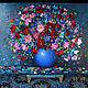 Картины цветов ручной работы. Заказать Картина маслом Краски лета  50х70см. Лена Андреева. Ярмарка Мастеров. Картина