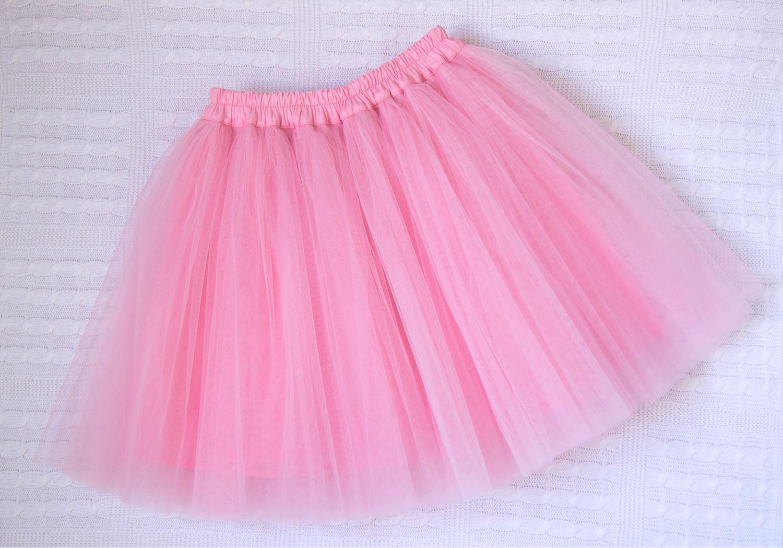 aecc26c0b Clothes for Girls handmade. Livemaster - handmade. Buy Children's tulle  skirt for 6- ...