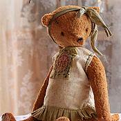 Куклы и игрушки ручной работы. Ярмарка Мастеров - ручная работа Лисичка Лея.. Handmade.