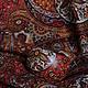 Браслеты ручной работы. Ярмарка Мастеров - ручная работа. Купить Браслет под платок. Handmade. Роспись по дереву, орнамент, дерево