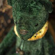 Куклы и игрушки ручной работы. Ярмарка Мастеров - ручная работа Мишка Тедди Жан. Handmade.
