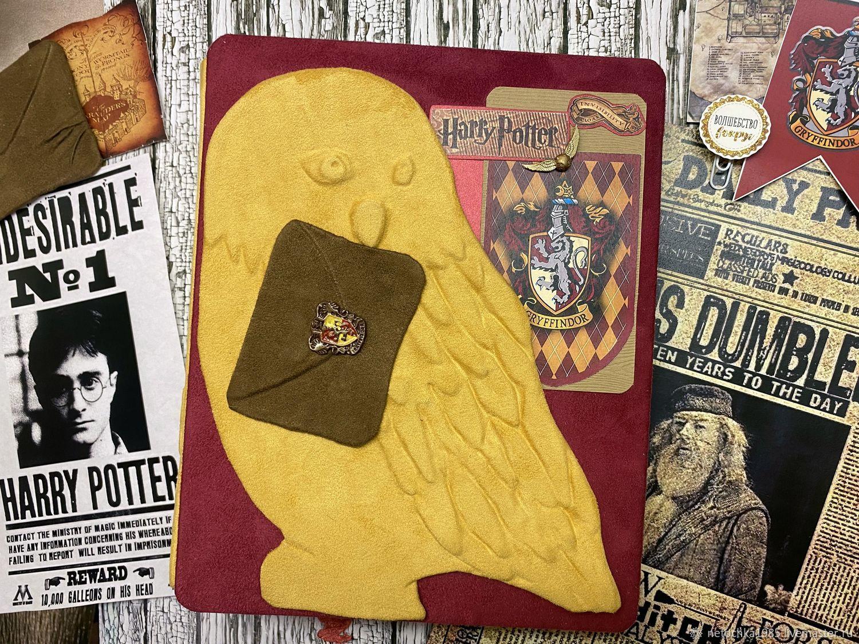 """Фотоальбом """"Гарри Поттер - Рождество в Хогвардсе"""", Фотоальбомы, Санкт-Петербург,  Фото №1"""