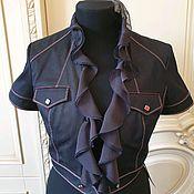 Винтаж handmade. Livemaster - original item Jacket women`s. Handmade.
