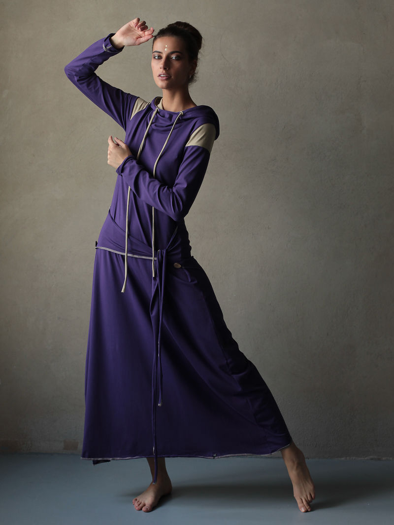 Как изменить длину платья
