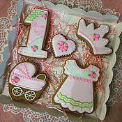 Сувениры и подарки ручной работы. Ярмарка Мастеров - ручная работа Розовый набор. Handmade.