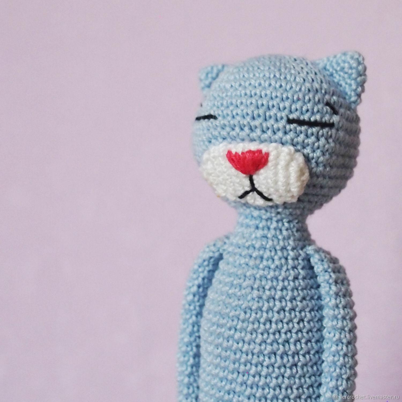 Голубой Аминеко, Мягкие игрушки, Новосибирск,  Фото №1