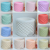 Материалы для творчества handmade. Livemaster - original item Knitting yarn in Stock. Handmade.
