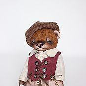 Куклы и игрушки ручной работы. Ярмарка Мастеров - ручная работа Шурик мальчик 14 см. Handmade.