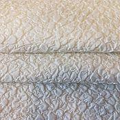 Ткани ручной работы. Ярмарка Мастеров - ручная работа Курточная ткань. Handmade.