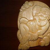 Для дома и интерьера ручной работы. Ярмарка Мастеров - ручная работа Панно для бани. Handmade.