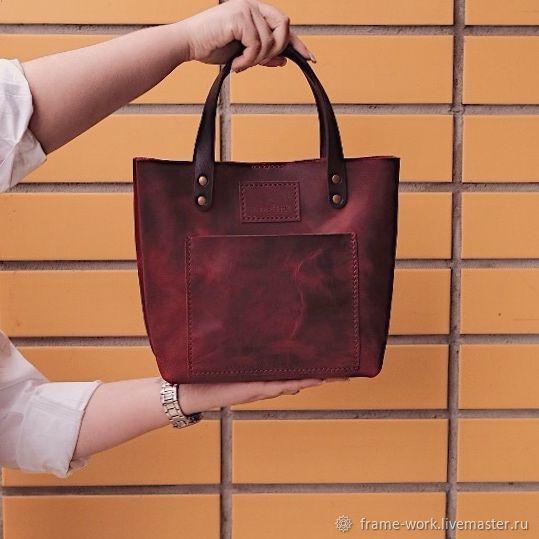 Mini Tote bag, Tote Bag, Moscow,  Фото №1
