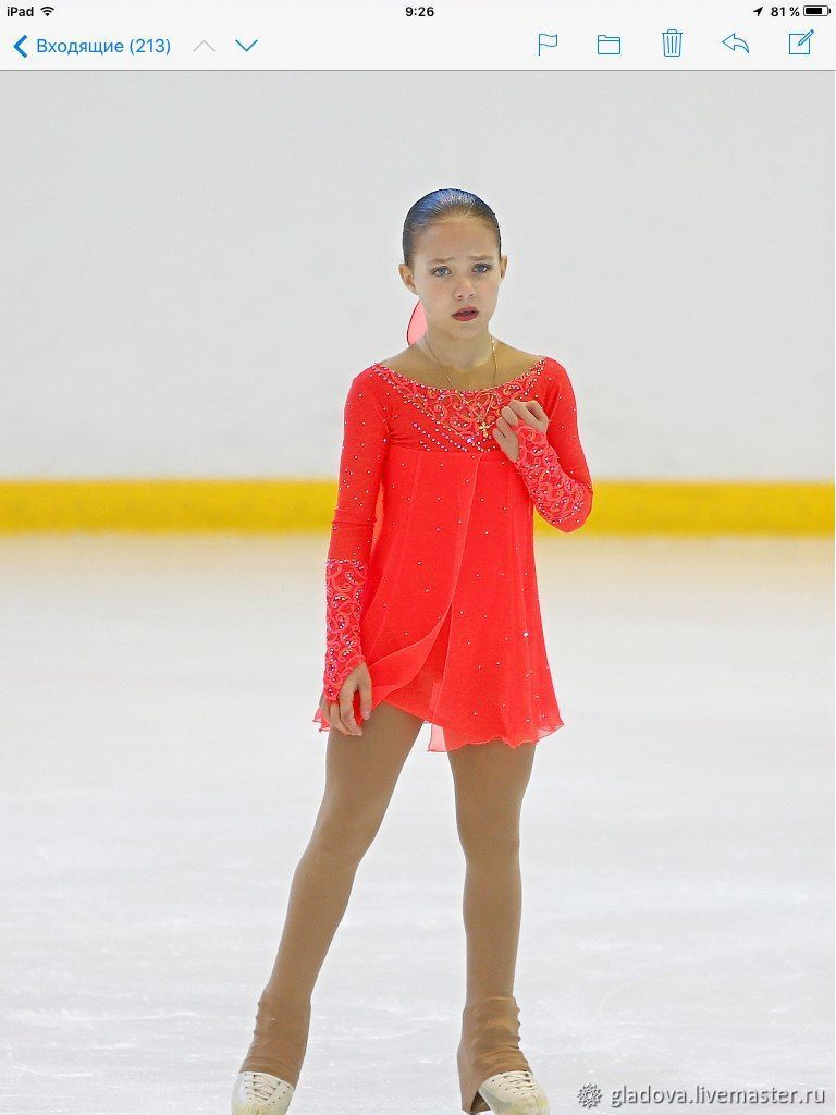 cba2b2822b30 Online shopping Children's Dance Costumes handmade. Order Dress for figure  skating. Clothes for sports. Livemaster