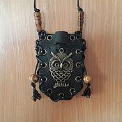 Музыкальные инструменты handmade. Livemaster - original item case Komus ( Jew`s harp ) with protection for the tongue. Handmade.