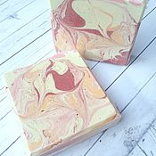 Косметика ручной работы handmade. Livemaster - original item Two for the price of one. Soap to the decoction of wormwood with calendula oil.. Handmade.