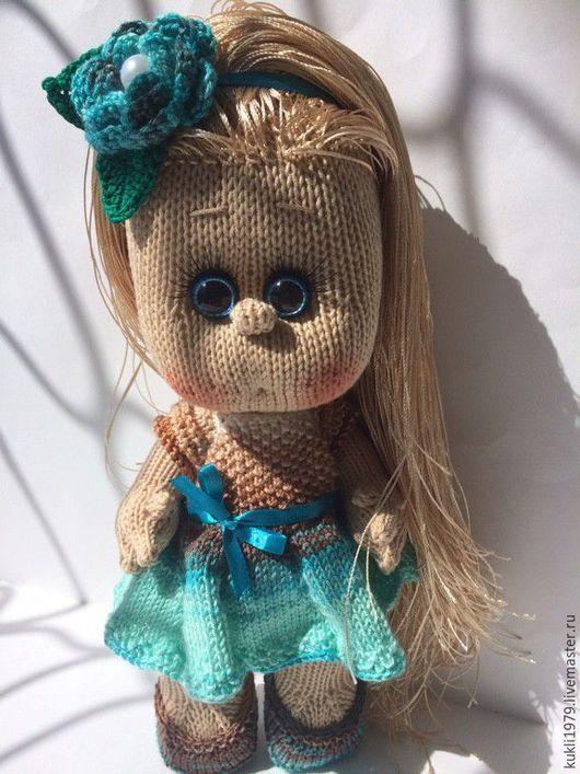 Человечки ручной работы. Ярмарка Мастеров - ручная работа. Купить Мастер класс Вязание куклы 28см. Handmade. Комбинированный, утяжка