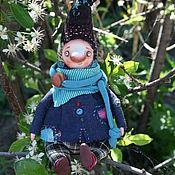 Куклы и игрушки ручной работы. Ярмарка Мастеров - ручная работа Гном Фунтик.. Handmade.