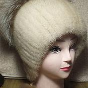 Аксессуары handmade. Livemaster - original item Lolita bonnet (gold). Handmade.