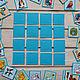 """""""Птицы"""" - парные карточки для развития памяти. Карточные игры. 'Маленький Умка' (Юлия). Ярмарка Мастеров.  Фото №5"""