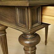 Для дома и интерьера handmade. Livemaster - original item № 608.  Desk oak. Handmade.