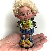 Куклы и игрушки ручной работы. Ярмарка Мастеров - ручная работа Альфред. Handmade.