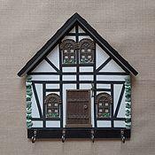 Для дома и интерьера handmade. Livemaster - original item Housekeeper Alpine house. The housekeeper wall.. Handmade.