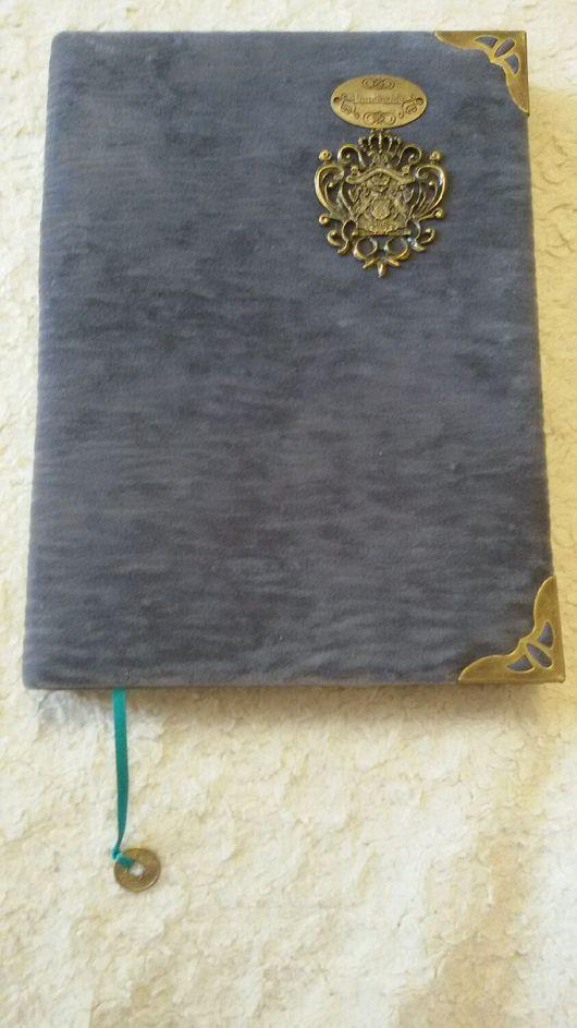 Блокноты ручной работы. Ярмарка Мастеров - ручная работа. Купить Блокнот ручной работы в морском стиле формат А5. Handmade.