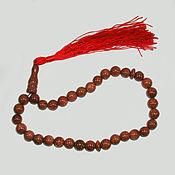 Фен-шуй и эзотерика handmade. Livemaster - original item Rosary of optimism and confidence from aventurine. Handmade.