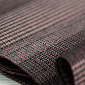 Аксессуары handmade. Livemaster - original item Brown scarf plaid