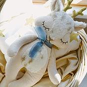 Куклы и игрушки handmade. Livemaster - original item Sleep Toy Fawn Gift for Newborn Baby Comforter for Sleeping. Handmade.