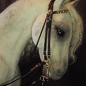 """Куклы и игрушки ручной работы. Ярмарка Мастеров - ручная работа конь войлочный""""Орловец"""". Handmade."""