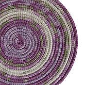 Украшения ручной работы. Ярмарка Мастеров - ручная работа Колье из шнуров Lasso Lavender шарф бусы трансформер. Handmade.