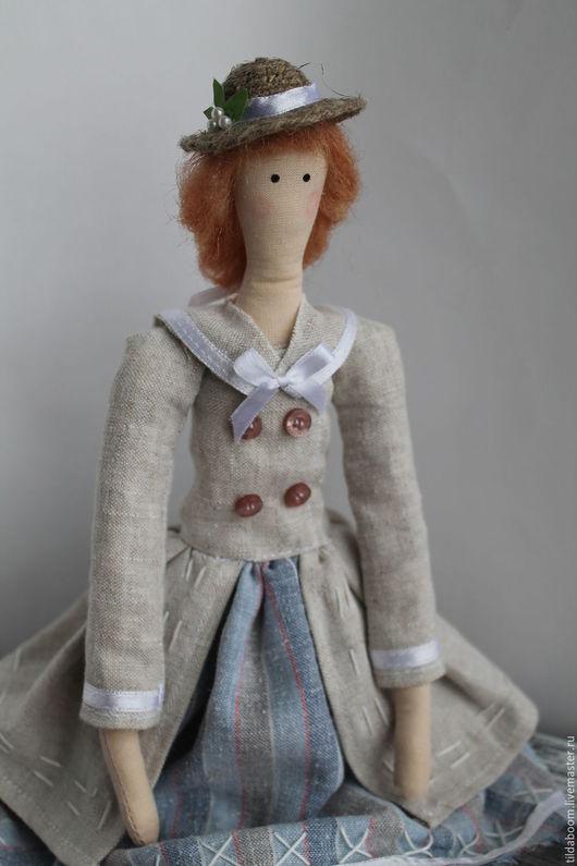 Куклы Тильды ручной работы. Ярмарка Мастеров - ручная работа. Купить Тильда Ева. Handmade. Кукла Тильда, интерьерная кукла