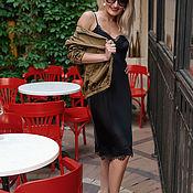 Одежда handmade. Livemaster - original item Summer dress 2020 dress combination. Handmade.