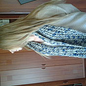 Аксессуары ручной работы. Ярмарка Мастеров - ручная работа шарф,снуд. Handmade.