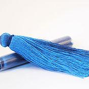 Материалы для творчества ручной работы. Ярмарка Мастеров - ручная работа Кисточки для серег. Handmade.