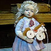 Куклы и игрушки ручной работы. Ярмарка Мастеров - ручная работа коллекционная кукла Бетани (ПРОДАНА). Handmade.