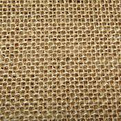 Материалы для творчества ручной работы. Ярмарка Мастеров - ручная работа Ткань мешковина джутовая,декоративная 50 х 50 см. Handmade.