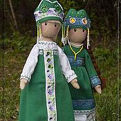 Куклы и игрушки ручной работы. Ярмарка Мастеров - ручная работа Прасковьи. Handmade.