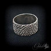 Украшения handmade. Livemaster - original item Ring in sterling silver 925 Skinscales. Handmade.