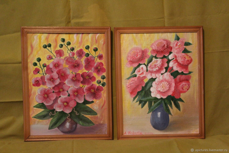Цветущая орхидея, Картины, Одесса,  Фото №1