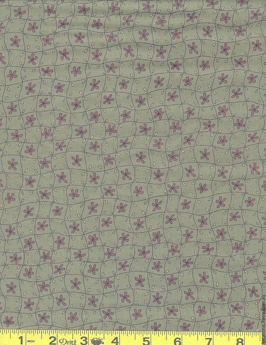 Шитье ручной работы. Ярмарка Мастеров - ручная работа. Купить 1264 Остаток.  Американская  ткань. Handmade. Комбинированный, ткань с рисунком